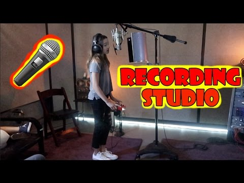 Annie Hits the Recording Studio 🎤 (WK 330.5) | Bratayley
