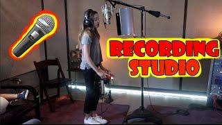 Annie Hits the Recording Studio 🎤 (WK 330.5) | Bratayley