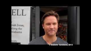 Scott Porter talks about Hart of Dixie season 3