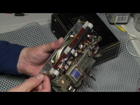 Bakers basket of radios: International HiFi part 1, test, faults and repairs