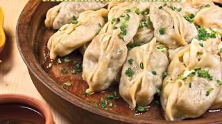 рецепт - Манты по Узбекски