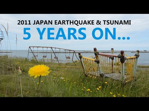 5 Years After The 2011 Japan Earthquake & Tsunami | CNA Insider
