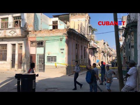 Detalles sobre el DERRUMBE que provocó la MUERTE de tres niñas en La Habana