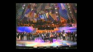 Whitney Houston and Dionne Warwick live 1990 - That