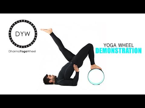 Dharma Yoga Wheel - Demonstration