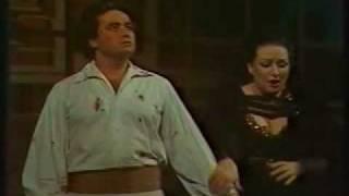 Montserrat Caballé & Jose Carreras - Last Duet . Tosca -1979/Colin Davis