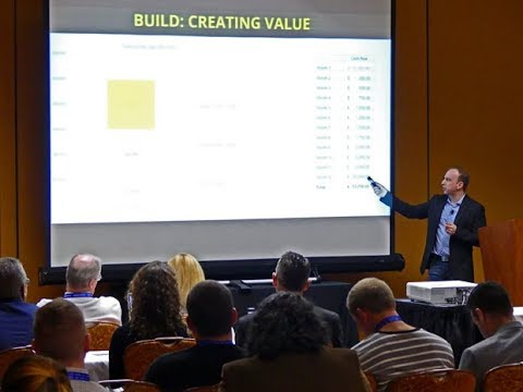 Develop a Domain and Sell a Business (Alex Melen at NamesCon 2018)
