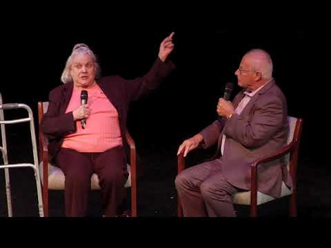 Carroll Baker discusses Baby Doll with Foster Hirsch