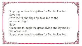 Kid Rock - Mr. Rock 'n' Roll Lyrics