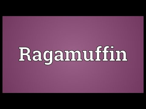 Ragamuffin Meaning