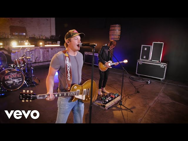 Travis Denning - Where The Blacktop Ends (Cover Video)