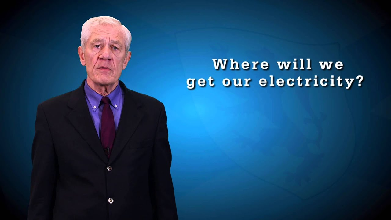 Electricity Review - Our Electricity Future with Bob Fournier