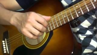 Nối lại tình xưa guitar