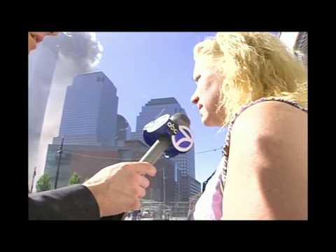 NIST FOIA  Release #25    42A0108   G25D18, Video #2 Collapse of WTC 2 & 1
