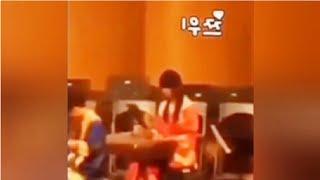 TWICE Tzuyu audition clip