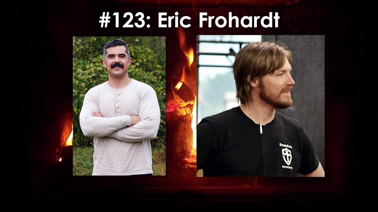 Art of Manliness Podcast #123 StrongFirst & Kettlebell Training With Eric  Frohardt