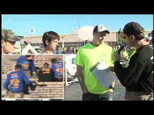 SPEC MIX BRICKLAYER 500®, 2011 MCAA, PRESIDENT, MACKIE BOUNDS INTERVIEW