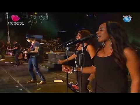 Leona.Lewis - Take a Bow - At Rock in Rio - 22nd May 2010