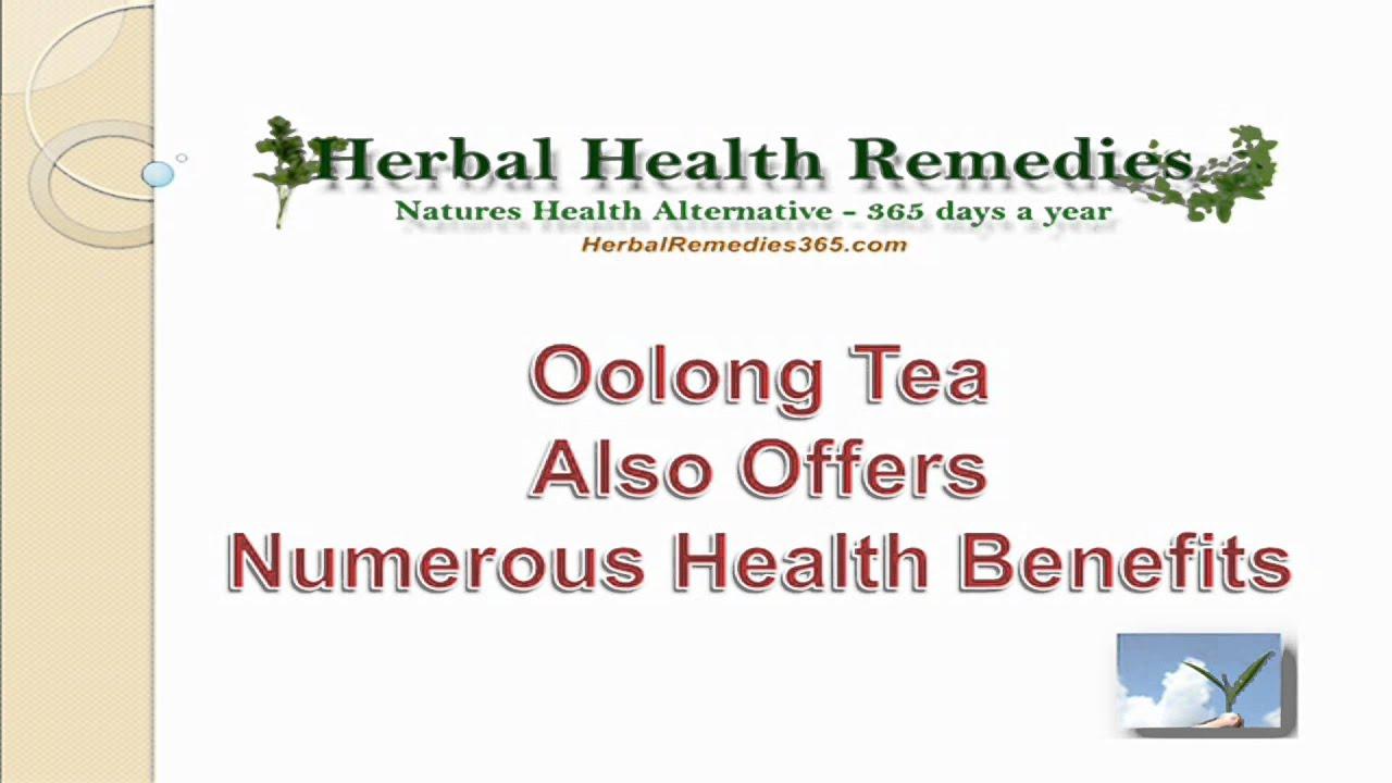 oolong tea weight loss benefits