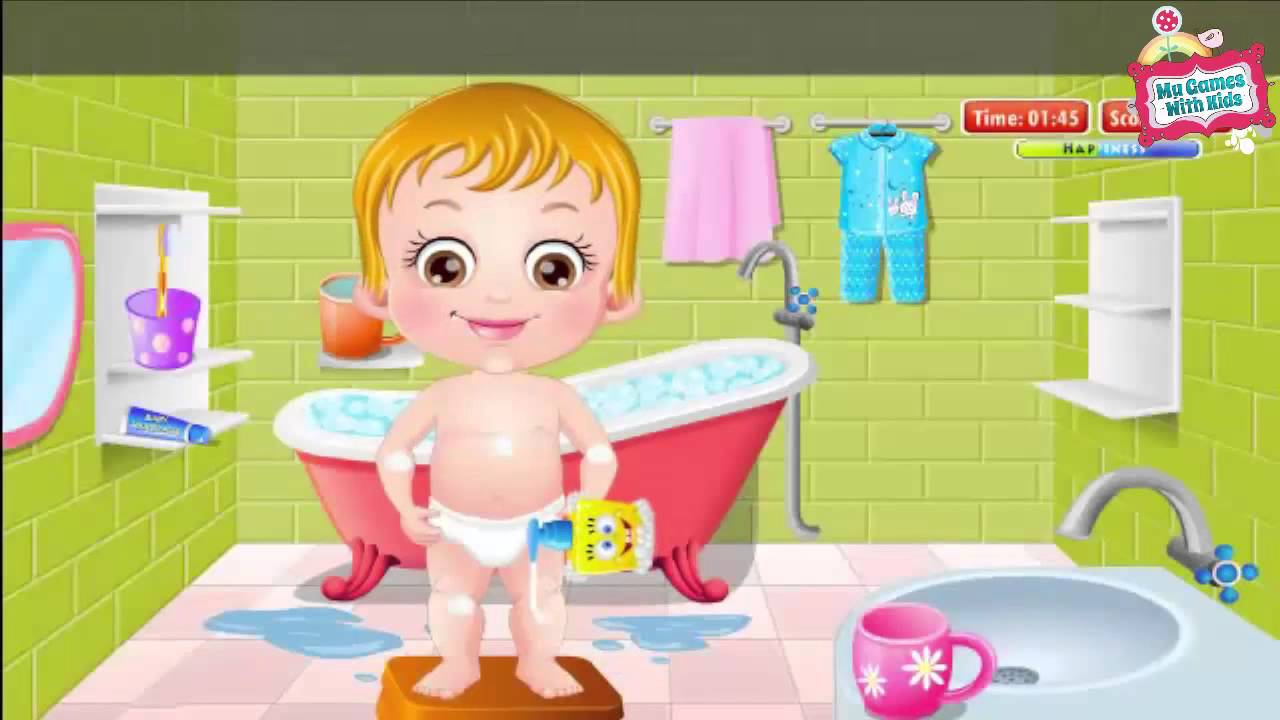 Baby hazel bed time youtube - Baby Hazel Bed Time Games For Kids 2015