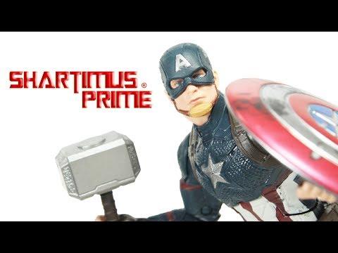 marvel-legends-worthy-captain-america-avengers-endgame-movie-walmart-exclusive-action-figure-review