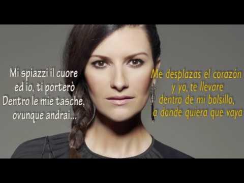 LAURA PAUSINI EMERGENCIA DE AMOR, ITALIANO Un'Emergenza D'amore SUBTITULADO lyrics