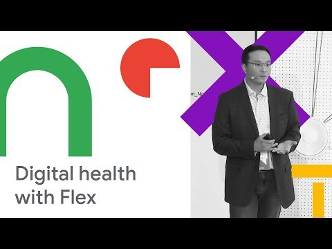 Digital Health Platform For Regulated IoT Devices, Made By Flex Digital Health (Cloud Next '18)