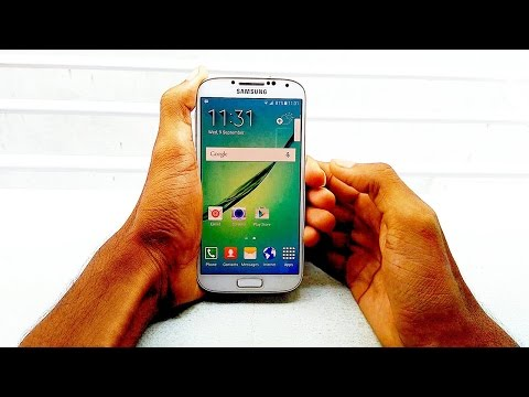 How To Install  S6 ROM On S4 / Transform Galaxy S4(I9500) Into S6 Lollipop 5.0.2