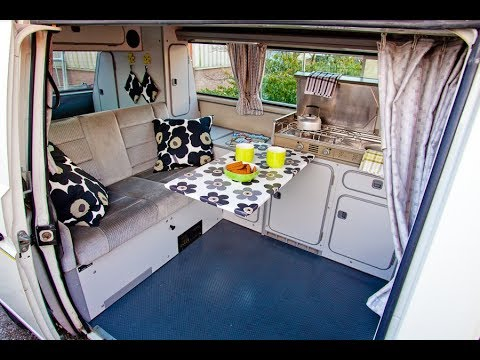 Volkswagen T3 Westfalia camper instructie