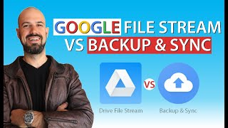 Google Drive File Stream vs Backup & Sync screenshot 3