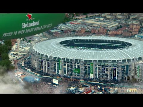 HEINEKEN Legends unveiled for RUGBY WORLD CUP 2015