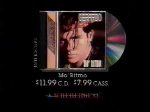 1991 The Wherehouse Music Store TV Commercial