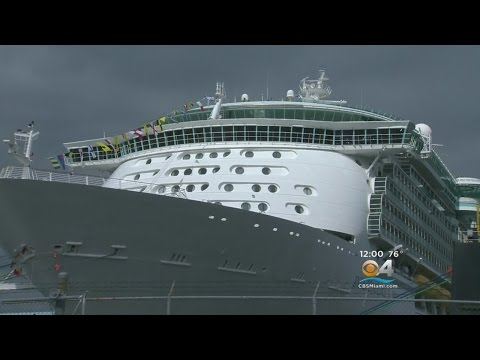 Royal Caribbean Cruise Passenger Jumps From Ship