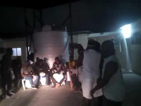 Creative African boys dancing in #Doha #Qatar 2013-02-23 Part 2
