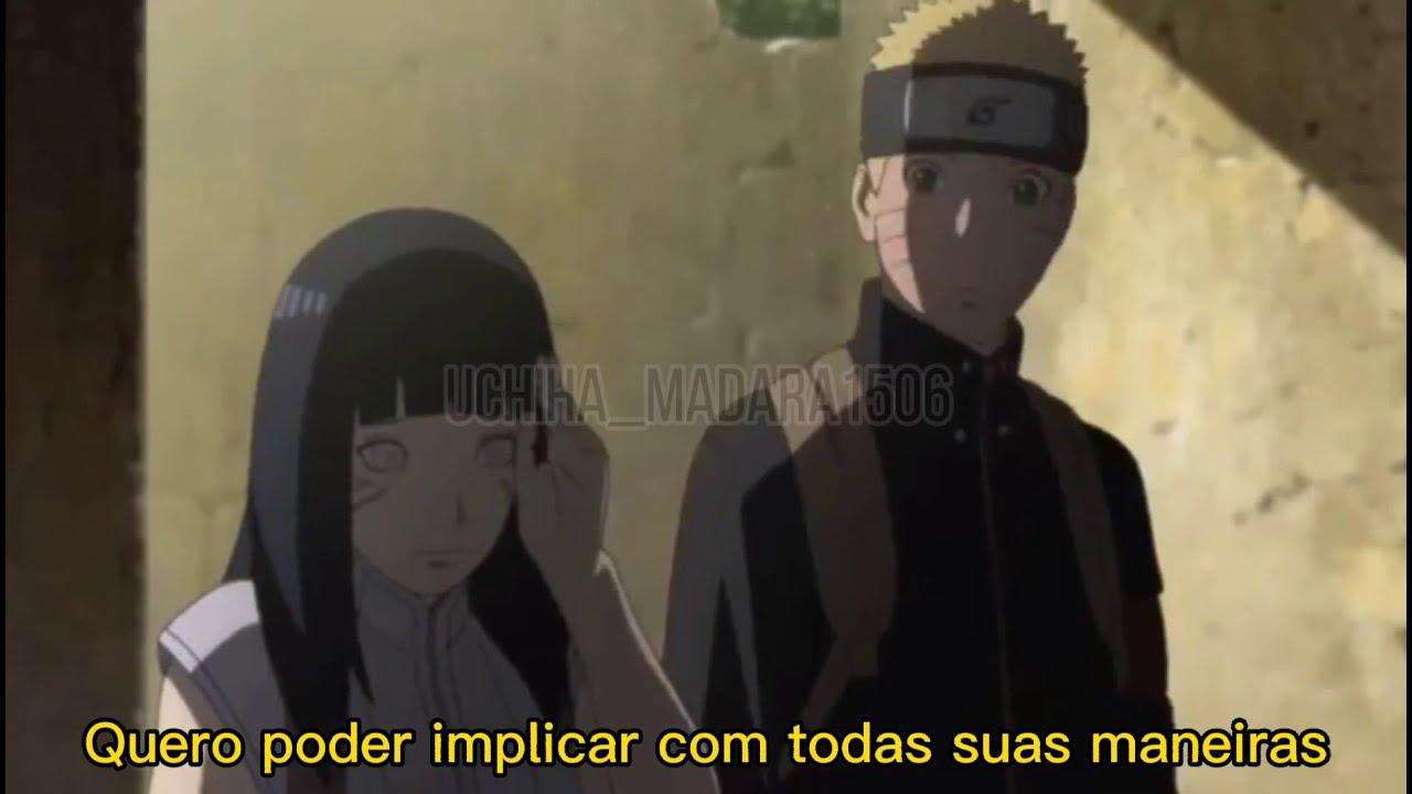 Naruto e Hinata [AMV] - Naked - YouTube