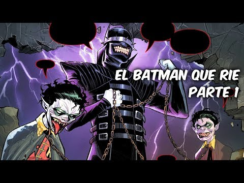 "BATMAN METAL: ""EL BATMAN QUE RIE ATACA CIUDAD GOTICA"" PARTE 1 @SoyComicsTj"