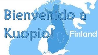 Bienvenido a Kuopio!