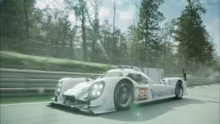 the new porsche 919 hybrid for 24 hours of le mans and the wec 2014