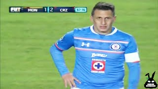 MONARCAS MORELIA vs CRUZ AZUL (2-2) JORNADA 1 CLAUSURA 2016