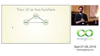 """Data Driven UIs, Incrementally"" by Yaron Minsky"