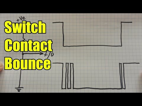 How to deal with Switch Contact Bounce
