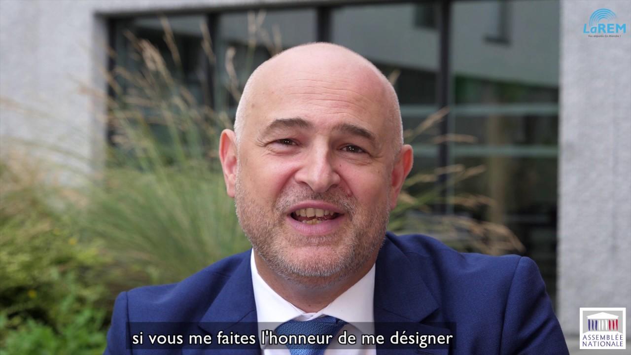Interview Laurent PIETRASZEWSKI