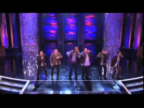 Nota - I Gotta Feeling - The Sing Off Season 2 (Black Eyed Peas)