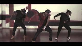 Jiggy - Clear D Way by Mavado (dancehall choreography)