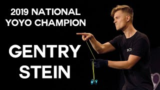 Gentry Stein - 1st Place - 1A Final - 2019 US Nationals