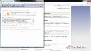 видео Как настроить RSS через сервис FeedBurner–основные настройки rss ленты и email подписки