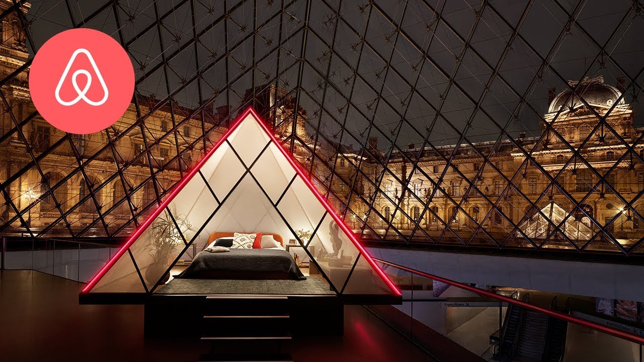 Airbnb Paris 17 Airbnb Presents A Night At The Louvre Airbnb