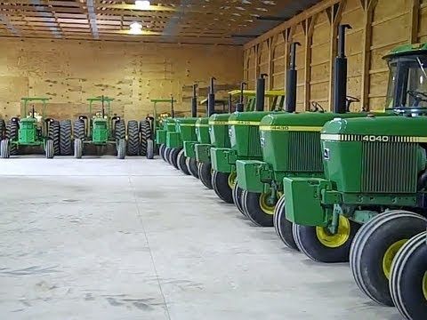 Machinery Pete  Low Hour John Deere Tractor Collection in NY - YouTube f365242e5