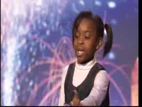 Britain's Got Talent 2009 - Natalie Okri