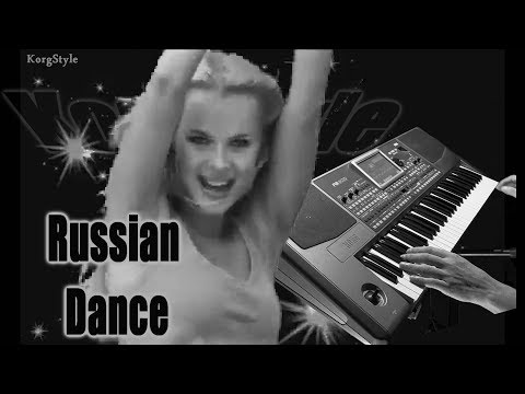 KorgStyle  -Ты Мне Подари (Korg Pa 900) RussianDance